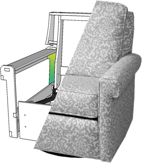 yield's chair