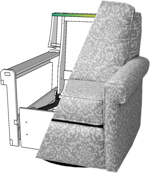 logistics's chair